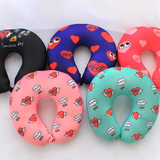 by afternoon(9000)旅行便携U型枕 neck cushion(5款选)
