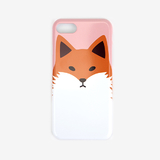 DAILYLIKE(16000)iPhone 6/6s/7/8 手机保护套 08 Fox