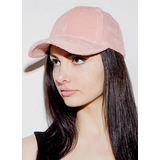 Valfre 粉色磨毛棒球帽 PURRRFECT DAD HAT (PINK)