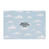 Valfre 白云皮质简约鼠标垫 MOUSE PAD-SOMEWHERE ELSE