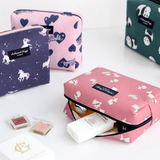 iconic(11800)印花防水收纳化妆包 Comely make up pouch(4款选)