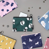 iconic(7000)小号印花防水收纳袋 Comely flat pouch S(6款选)